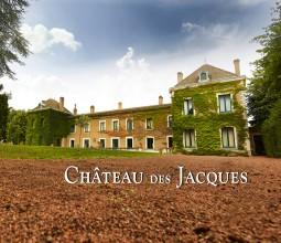 Design graphique d'un flyer – Maison Louis Jadot.