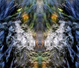 Photomontages sur le thème de l'eau