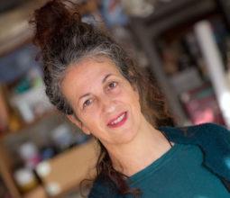 Marie Chenut, artiste peintre à Semezanges