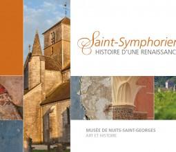 Maquette du livre : Saint-Symphorien, Histoire d'une renaissance