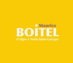 Design graphique de l'exposition Maurice Boitel, Musée de Nuits-Saint-Georges