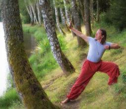 Indra Nataraj, Yoga et Qi Gong à Dijon et Besançon